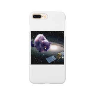 スーパー宇宙ネコ Smartphone cases