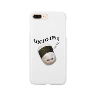 俵おにぎり Smartphone cases