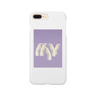 ニョロ・・ニョロ? Smartphone cases