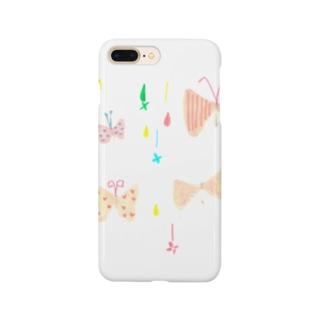 りぼんちょうちょ Smartphone Case
