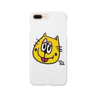 ムシャ局長グッズ Smartphone cases
