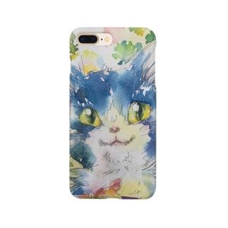 りぼーん Smartphone cases