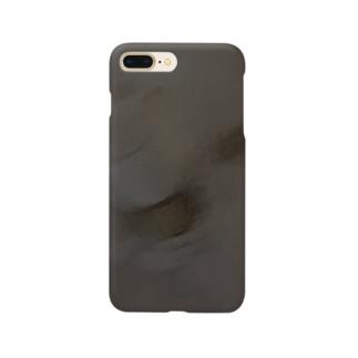 転んでスタバこぼした Smartphone cases