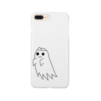 強がりおばけ Smartphone cases