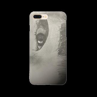 サク【動画投稿】のFace Smartphone cases