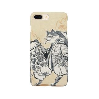 さすらいキャッツ Smartphone cases