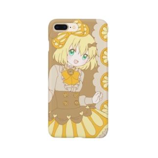 オランジェットちゃん Smartphone cases