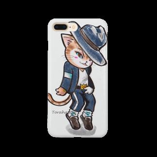 Torahamu39のMJCATビリージーン Smartphone cases