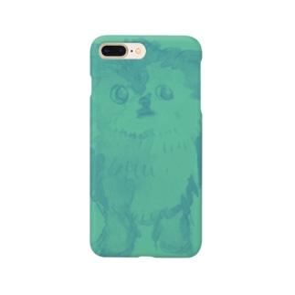 実家犬buru- Smartphone cases