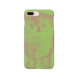 実家犬guri-n Smartphone cases