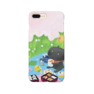 おはなみピクニック Smartphone cases