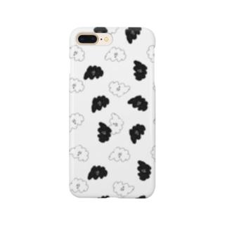 オバケいっぱい Smartphone cases