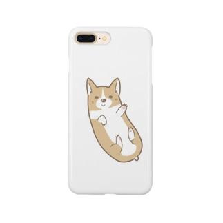 ころころコーギー Smartphone cases