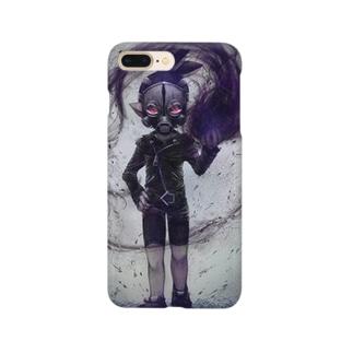 【Splatoon】「スプラトゥーン」ダークイカボーイ グッズ part2 Smartphone cases