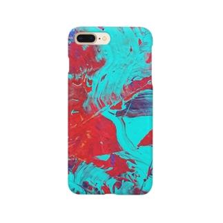 幻惑 Smartphone cases