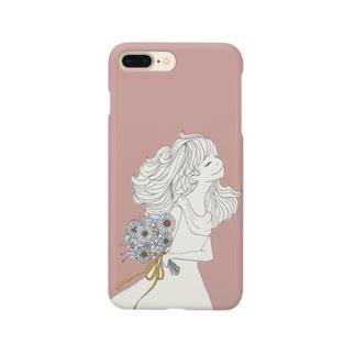 Juliet SmythのPresent Smartphone cases