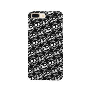 ロゴケース Smartphone cases