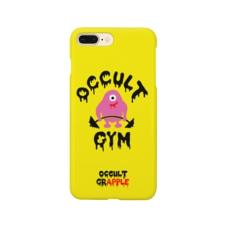 OCCULT GYM. Smartphone cases