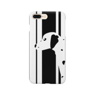 ダルメシアン Smartphone cases