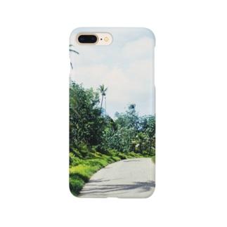 ミクロネシア:ポンペイ島の風景写真 Micronesia: view of Pohnpei Smartphone cases