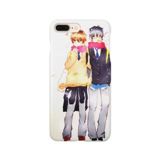 あいしふタッグアイテム Smartphone cases