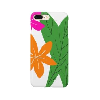南の島シリーズ スマホケース Smartphone cases