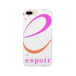 espoir(エスポワール) Smartphone cases