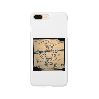 「鉄棒」 Smartphone cases