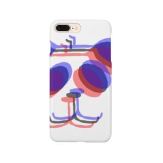 空パン(3D) Smartphone cases