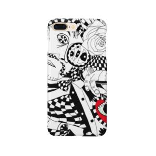 多角的視点 Smartphone cases