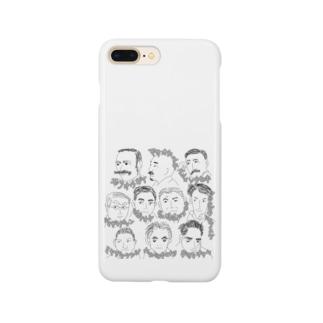 ブンゴウさんたち Smartphone cases