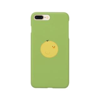 ピヨ田さん Smartphone cases