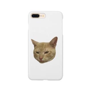 レオンの変顔 Smartphone cases