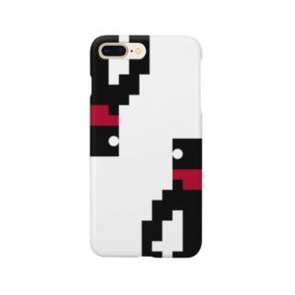 てなが.jpのドットてながくんDA Smartphone cases