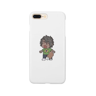肉食ボーイ Smartphone cases