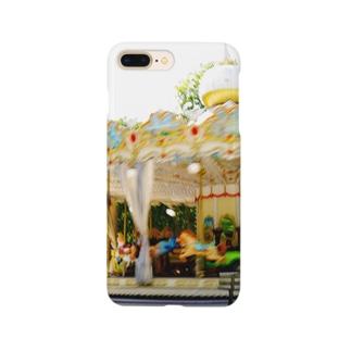回転木馬 Smartphone cases