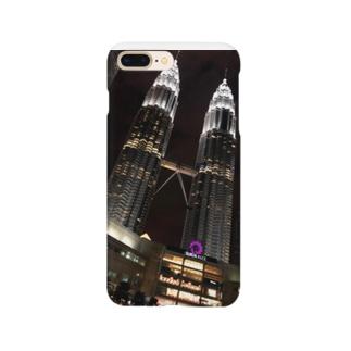 ペトロナスツインタワー Smartphone cases