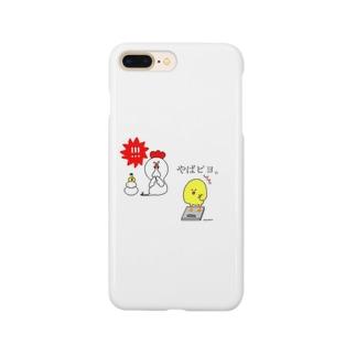 とりぴよ Smartphone cases