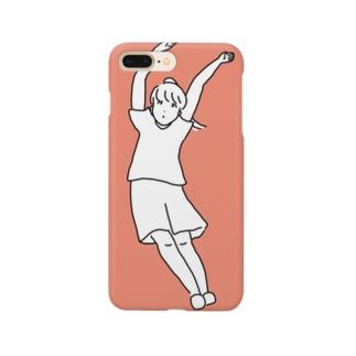 ふざけちゃう系女子エリコ Smartphone cases