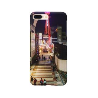 通天閣  Smartphone cases