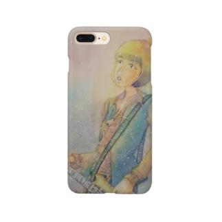 ジミヘン女子 Smartphone cases
