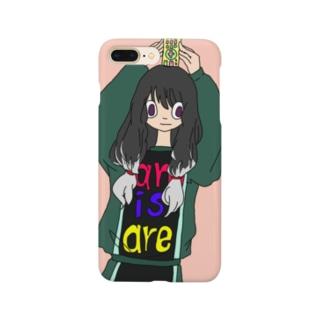ビー動詞 Smartphone cases