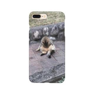二つ折り猫 Smartphone cases