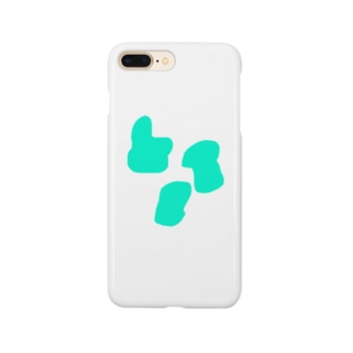 意味を成さない図形 Smartphone cases