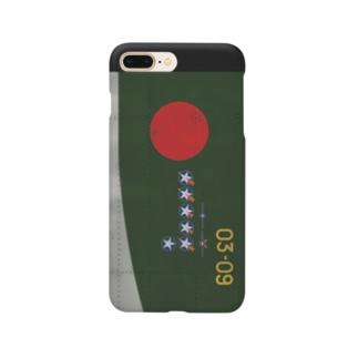 日本海軍203空戦闘第303飛行隊-谷水竹雄上飛曹搭乗機 Smartphone cases