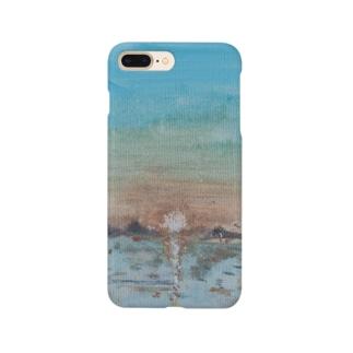 キミの海 Smartphone cases