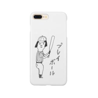 プレイボール Smartphone cases