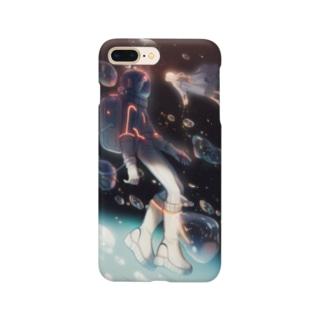 Meet in space Smartphone cases