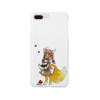 ケモノっ娘 Smartphone cases