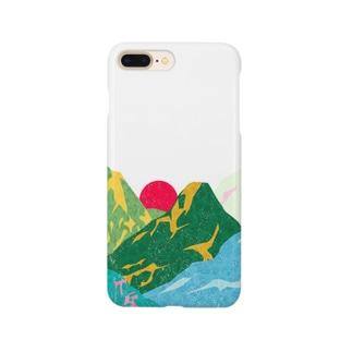 やま Smartphone cases